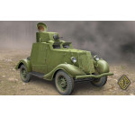 ACE 48107 - FAI-M Soviet light armored car