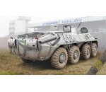ACE 72166 - BTR-70 Soviet armored personnel carrier late prod.
