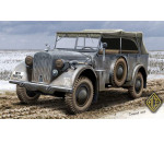 ACE 72258 - Kfz.15 uniform chassis medium vehicle
