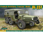 ACE 72536 - W-15T French WWII 6x6 artillery tractor