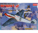 Academy 12225 - ME BF-109 T-2