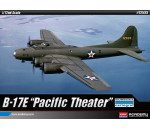 "Academy 12533 - B-17E USAAF ""PACIFIC THEATER"""