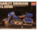 Academy 15501 - CLASSIC MOTORCYCLE