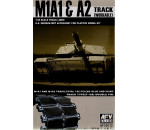 Afv Club 35012 - M1 A 1/2 BIG FOOT TRACKS