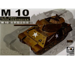 Afv Club 35024 - M 10 U.S. Army Tank Destroyer