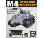 Afv Club 35026 - M4/M3 T51 SHERMAN TRACKS