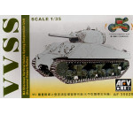 Afv Club 35029 - M4 SHERMAN VVSS SUSPENSION