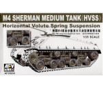 Afv Club 35030 - M4A3E8 HVSS SUSPENSION