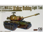 Afv Club 35041 - M41A3 WALKER BULLDOG LIGHT TAN
