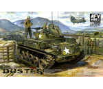 Afv Club 35042 - M42A1 Self Propelled Anti-Aircraft Gun