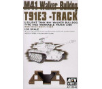Afv Club 35046 - M-41/M-42 TRACKS (ARTICULATED)