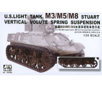 Afv Club 35056 - M5/M8 VVSS SUSPENSION