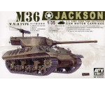 Afv Club 35058 - M36 TANK DESTROYER