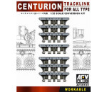 Afv Club 35102 - Centurion Tracklink for all Type Conversion Kit
