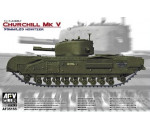Afv Club 35155 - Churchill MK V tank