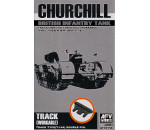 Afv Club 35156 - Churchill workable track