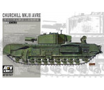 Afv Club 35167 - Churchill Avre