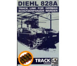 Afv Club 35168 - Diehl track link (workable) for SchützemPz  (Revell)