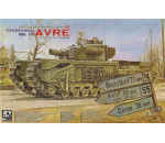 Afv Club 35169 - Churchill MK IV AVRE (w/vinyl & work.tr.