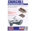Afv Club 35183 - B.T.S.3 Heavy Built-up workable tracks