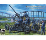 Afv Club 35186 - 40mm Flak 28 Bofors ww II German