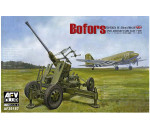 Afv Club 35187 - British Vers.of Bofors 40mm MKIII AA Gun