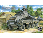 Afv Club 35231 - Sd. Kfz. 231 early type