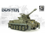 Afv Club 35S66 - German Flakpanzer M-42 A1 Duster