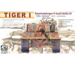 Afv Club 48001 - TIGER I E LATE