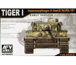 Afv Club 48002 - Tiger I Early Version