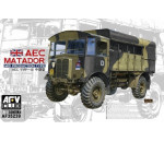 Afv Club AF35239 - AEC Matador Middle Type