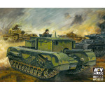 Afv Club AF35253 - British 3 inch gun Churchill tank