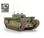 Afv Club AF35259 - Churchill avre with snake launcher