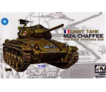 Afv Club AF35S84 - M24 Chaffee Light Tank the First Indochi