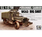 Afv Club AFV35S18 - DODGE WC-63 6X6 TRUCK