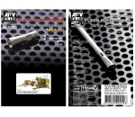 Afv Club AG35029 - 2cm Flack 38 Flash Suppressor-2pcs.