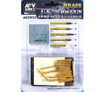 Afv Club AG3532 - 76mm gun ammo brass set
