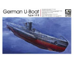 Afv Club SE73502 - German U-Boat Type VII/B