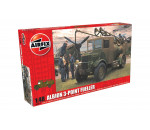 Airfix A03312 - A03312 Albion AM463 3-Point Refueller makett