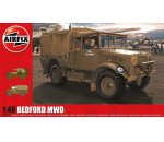 Airfix A03313 - A03313 Bedford MWD Light Truck makett