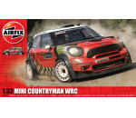 Airfix A03414 - BMW Mini Countryman WRC autó makett