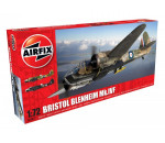 Airfix A04017 - BRISTOL BLENHEIM MKIV(FIGHTER) repülő makett