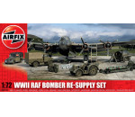 Airfix A05330 - Bomber Re-Supply Set makett