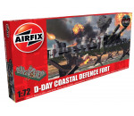 Airfix A05702 - D-Day Coastal Defence Fort makett
