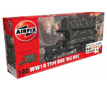 Airfix A50163 - WWI Ole Bill Bus makett szett