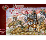 Alliance 72010 - Heavy Warg Orcs
