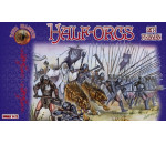 Alliance 72015 - Half-Orcs pikemen, set 1
