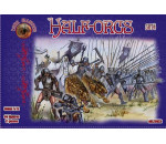 Alliance 72022 - Half-Orcs, set 4