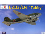 Amodel 72175 - L2D3/D4 Taddy Japan transport aircraft