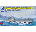 Bronco CB-NB5010 - German Long Range Submarine Type U-IXC